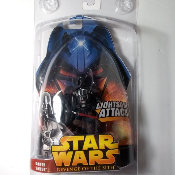 Star Wars Other Darth Vader Revenge Of The Sith Figure Poshmark